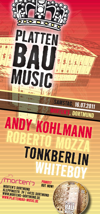 Plattenbau-Music Flyer 16.07. Web-Version