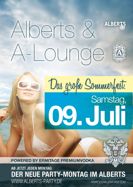 Alberts A-Lounge 02.07.11 DIN A6
