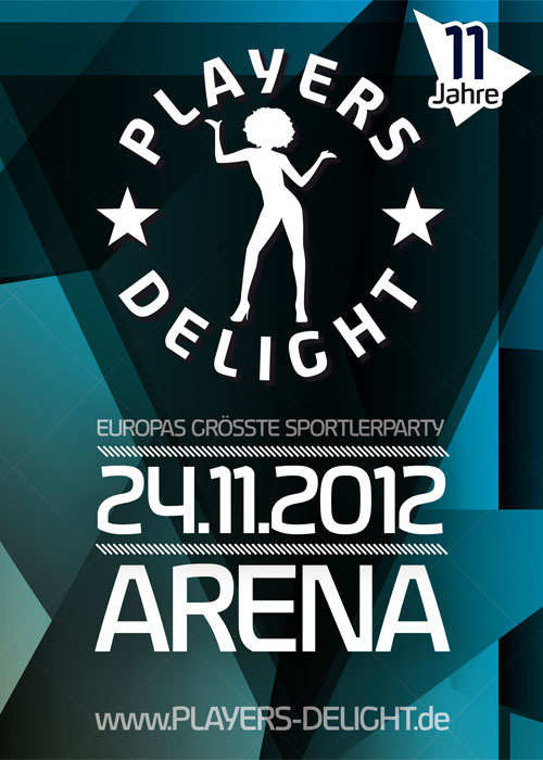 Flyer Players Delight at Arena, Berlin 24.11.2012