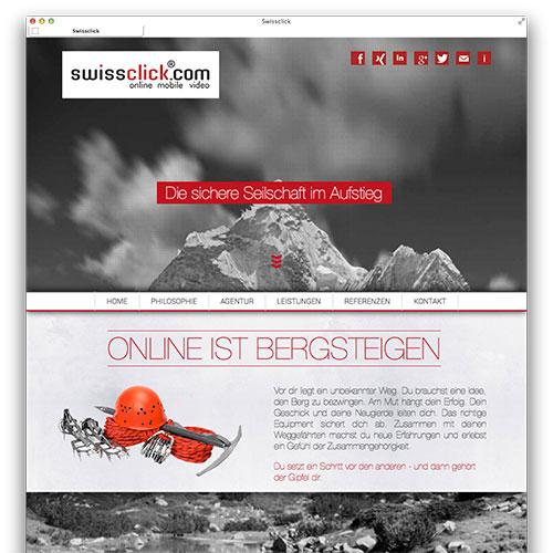Swissclick Webdesign