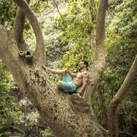 Fotograf Ben Sattinger Thailand Shooting im Baum