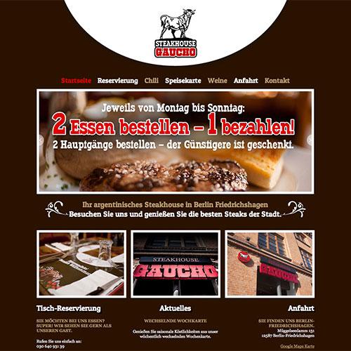 Gaucho Steakhaus Berlin Friedrichshagen