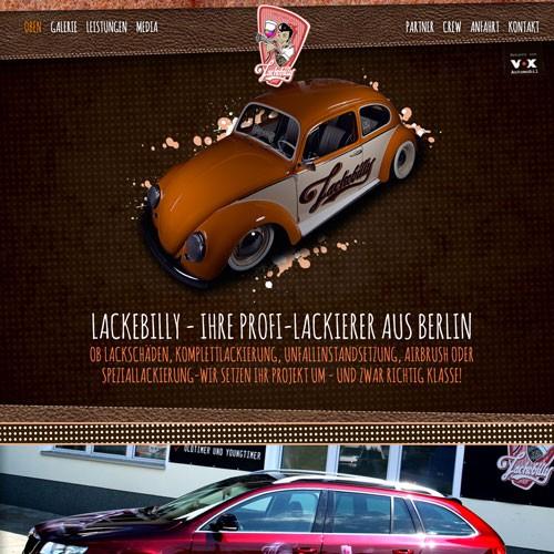 Lackebilly Profi Lackierer Lackiererei in Berlin Biesdorf