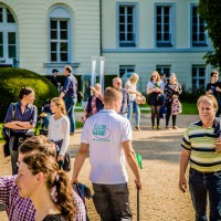 Clean Garant Reinigung des Schloss Bellevue Park