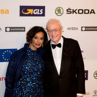 Sir Michael Caine EFA 2015
